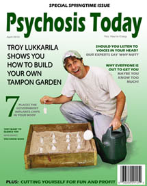 Psychosis Today featuring Troy Lukkarila
