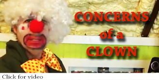 Concerns of a Clown