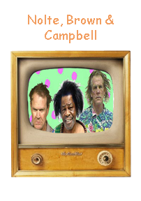 Nick Nolte, James Brown and Glen Campbell